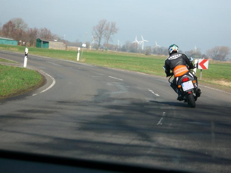 Freiheit Motorradführerschein